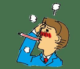 40 methods for stopping the talk. sticker #372952