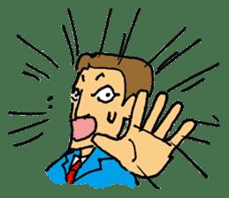 40 methods for stopping the talk. sticker #372975