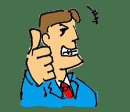 40 methods for stopping the talk. sticker #372977