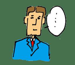 40 methods for stopping the talk. sticker #372980