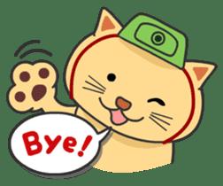 Cat Tank sticker #373520