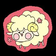 สติ๊กเกอร์ไลน์ Moko-chan