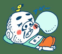 Satoshi's happy characters vol.08 sticker #374715