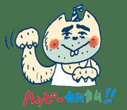 Satoshi's happy characters vol.08 sticker #374720
