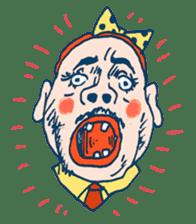 Satoshi's happy characters vol.08 sticker #374723