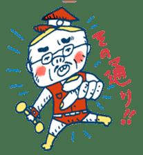 Satoshi's happy characters vol.08 sticker #374724