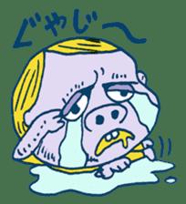 Satoshi's happy characters vol.08 sticker #374731