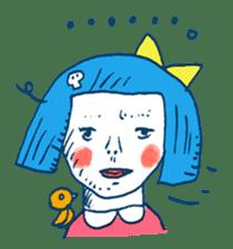 Satoshi's happy characters vol.08 sticker #374732
