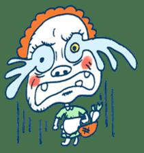Satoshi's happy characters vol.08 sticker #374733