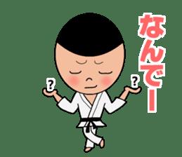 karate sticker #374929