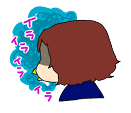 Ms toriko sticker #375081