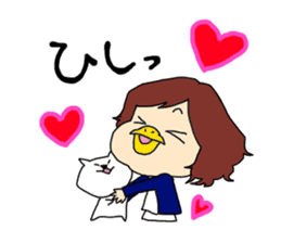 Ms toriko sticker #375091