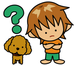 TABO-kun sticker #375154