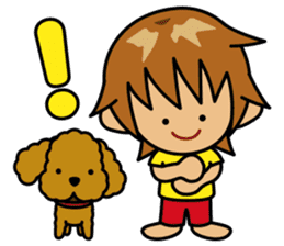 TABO-kun sticker #375155
