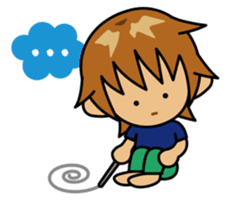 TABO-kun sticker #375175