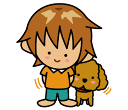 TABO-kun sticker #375180