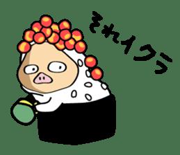 Usabuta sticker #375317