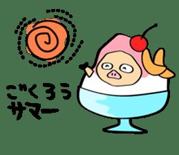 Usabuta sticker #375329