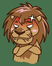 K-Lion sticker #375352