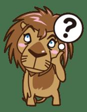 K-Lion sticker #375354