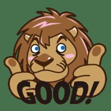 K-Lion sticker #375359
