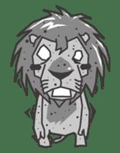 K-Lion sticker #375360