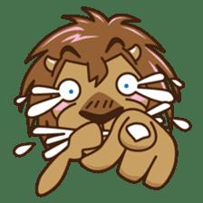 K-Lion sticker #375362