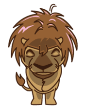K-Lion sticker #375370