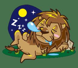 K-Lion sticker #375371