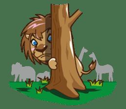 K-Lion sticker #375375
