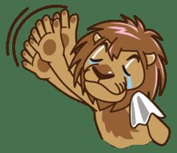 K-Lion sticker #375379
