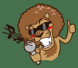 K-Lion sticker #375381