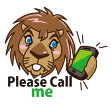 K-Lion sticker #375382