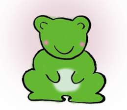 Fine Frogs sticker #375427