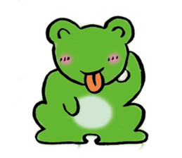 Fine Frogs sticker #375431