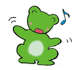 Fine Frogs sticker #375433