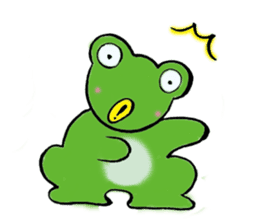 Fine Frogs sticker #375435