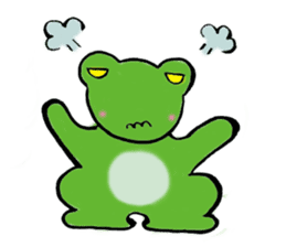 Fine Frogs sticker #375436