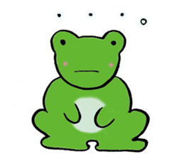 Fine Frogs sticker #375437