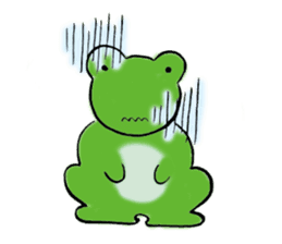 Fine Frogs sticker #375442