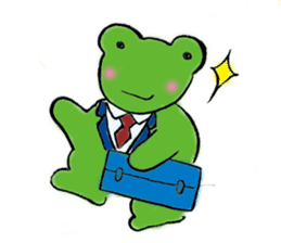 Fine Frogs sticker #375456