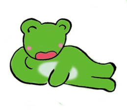 Fine Frogs sticker #375457