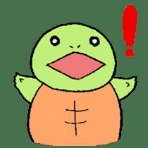 turtle's life 1st sticker #375710