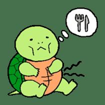 turtle's life 1st sticker #375712