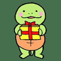 turtle's life 1st sticker #375728