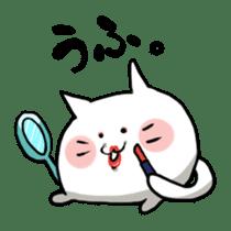 Cat sticker #375875