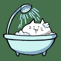 Cat sticker #375887