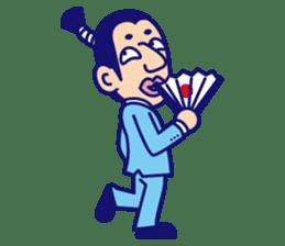 comical Japanese Sticker sticker #376214