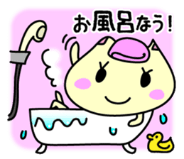 Gorogoro & Nyannyan sticker #376326