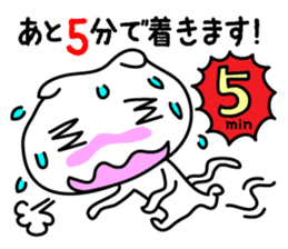 Gorogoro & Nyannyan sticker #376330